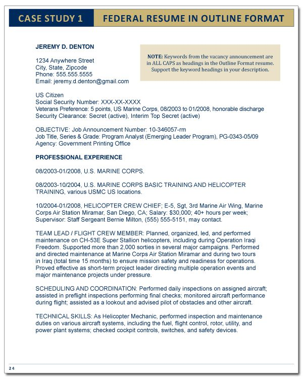 Military to Federal Career Guide, 2nd Edition, page 24