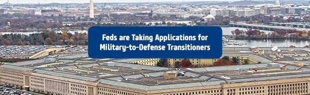 Military To Defense Transitioners